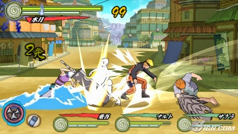 Free Download Games Naruto Ultimate Ninja 3 PS2 ISO For PC Full Version