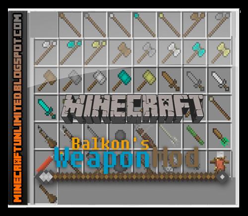 Balkons Weapons Mod carátula