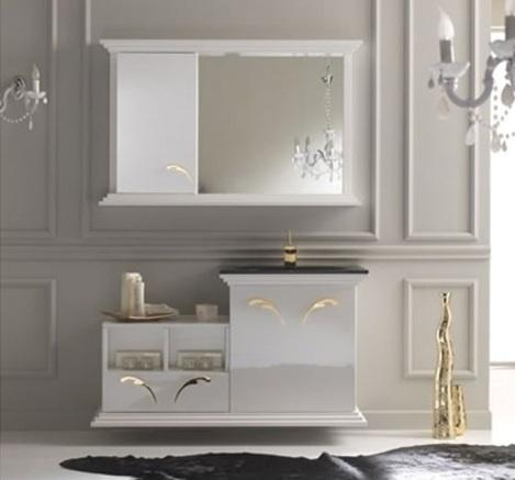 Muebles de ba o de lujo ba os y muebles for Banos ultramodernos