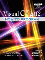 Visual C# 2012 How to Program free download 5th edition