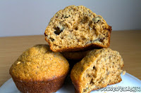 http://foodiefelisha.blogspot.com/2013/11/protein-banana-nut-muffins.html
