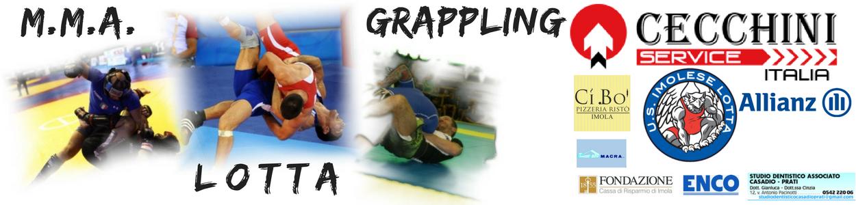 USI Lotta MMA Grappling