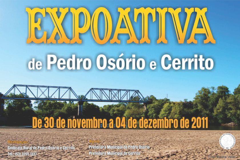 EXPOATIVA de Pedro Osório e Cerrito