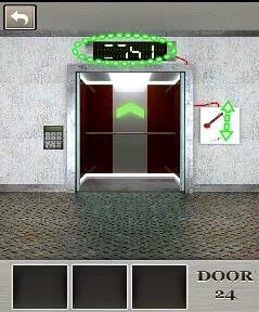 100 Locked Doors Level 22 23 24 Hints