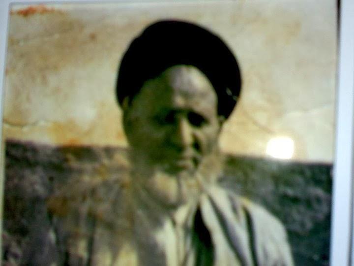 آية الله السيد راضي الحسيني الياسري