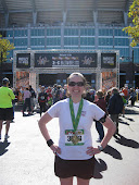 Officially a Marathoner!