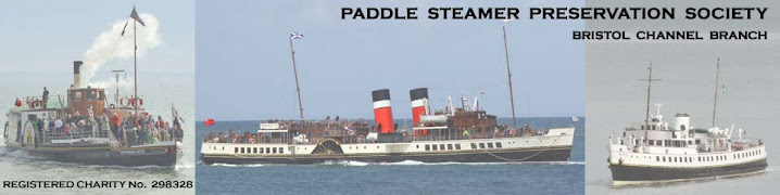 PADDLE  STEAMER  PRESERVATION  SOCIETY