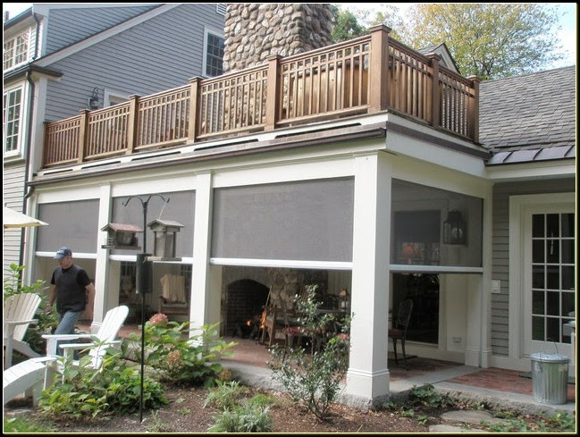 Reference and information to make your home be wonderful for Motorized screen porch cost