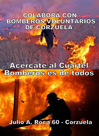 BOMBEROS VOLUNTARIOS CORZUELA