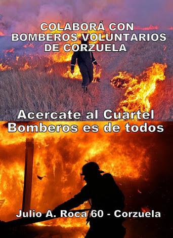 BOMBEROS VOLUNTARIOS CORZUELA