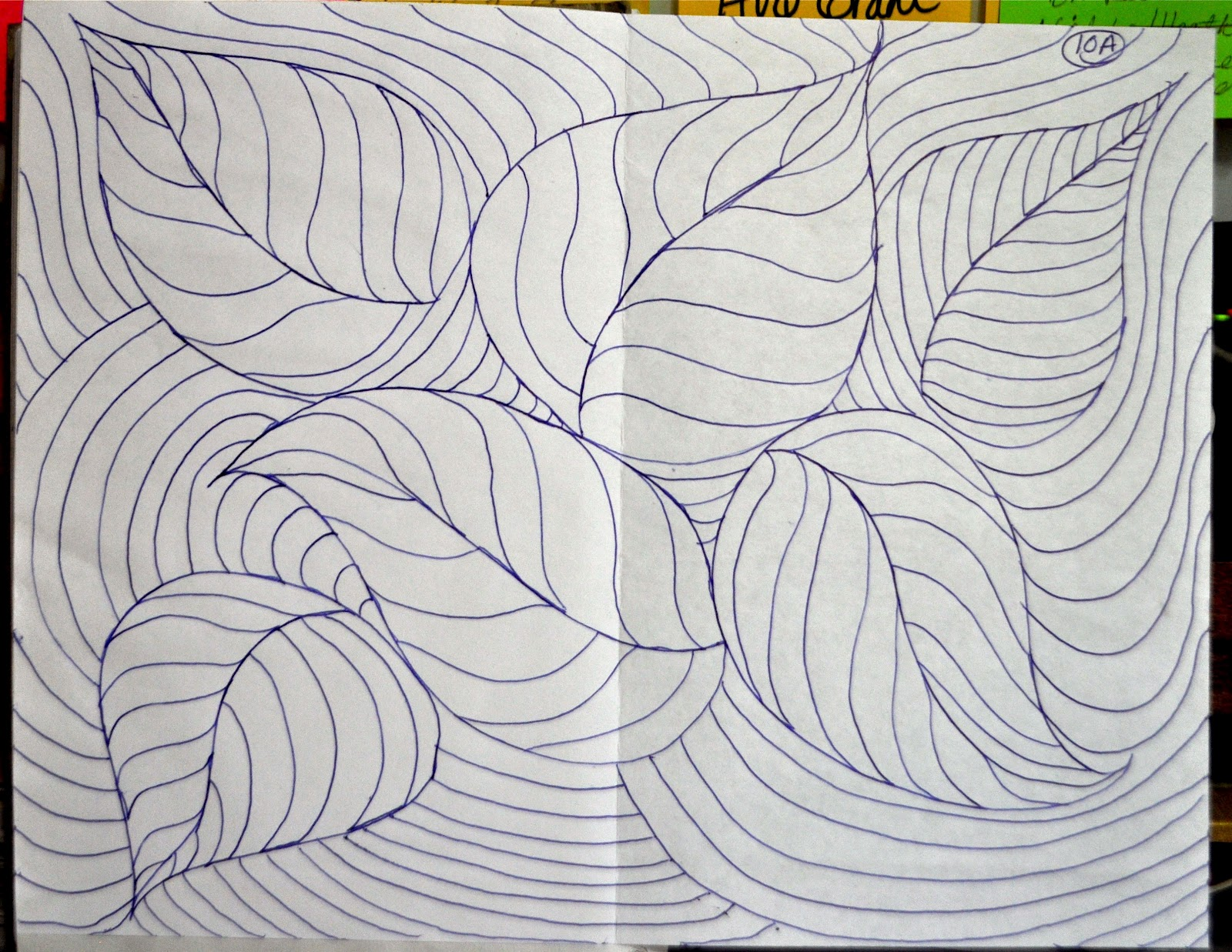 LuAnn Kessi: Sketch Book......Botanical Designs