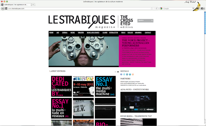 LeStrabiques magazine