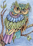 Norma J Burnell&#39;s Hoot Owl: