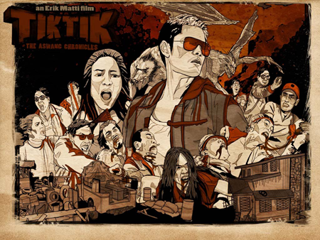 Tiktik: The Aswang Chronicles Poster