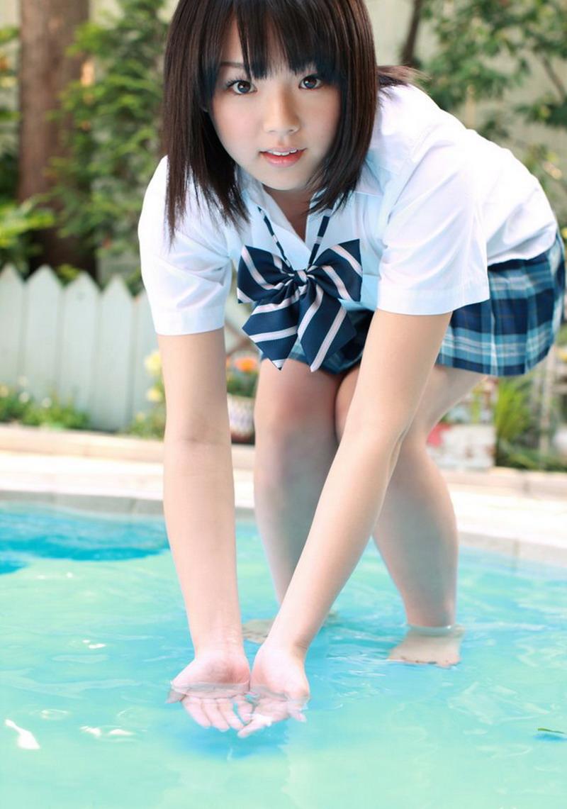 Девушки Японки Подростки