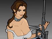 Hot Girl sát thủ, game bắn súng hay tại GameVui.biz