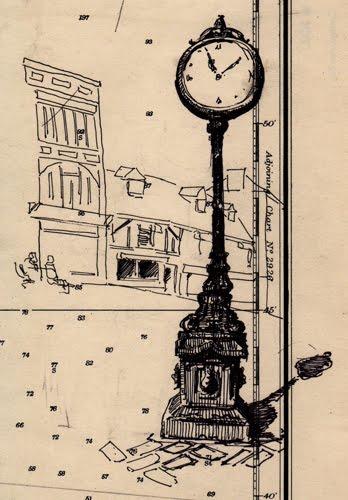clock cowes