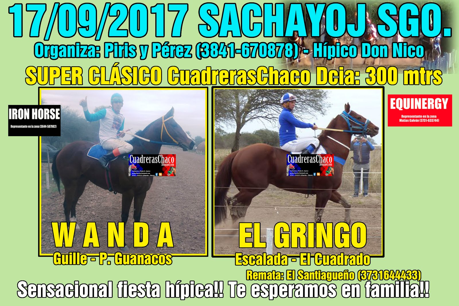 sachayoj 17-9-17 CLÁSICO