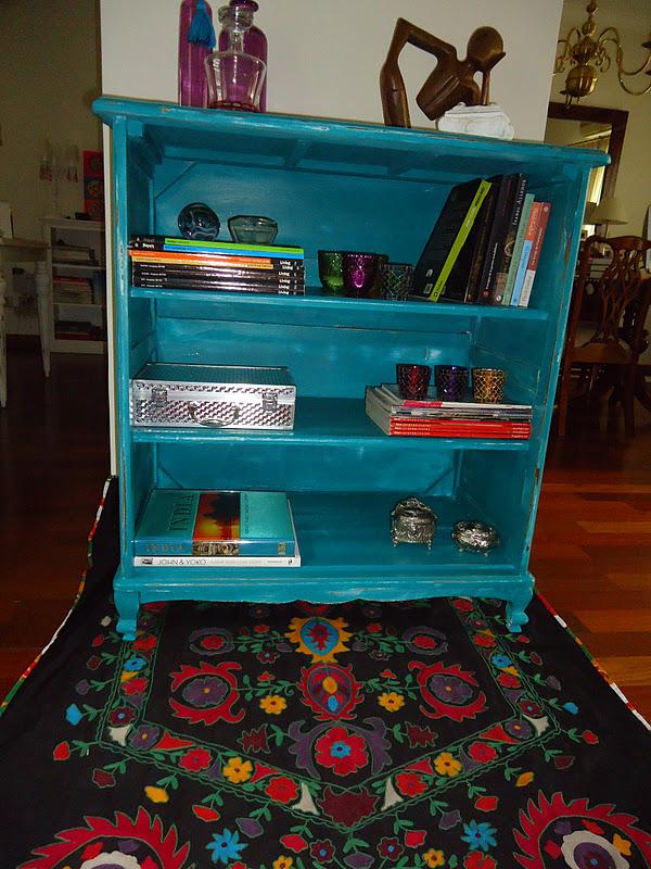 Vintouch muebles reciclados pintados a mano mueble for Mueble provenzal frances