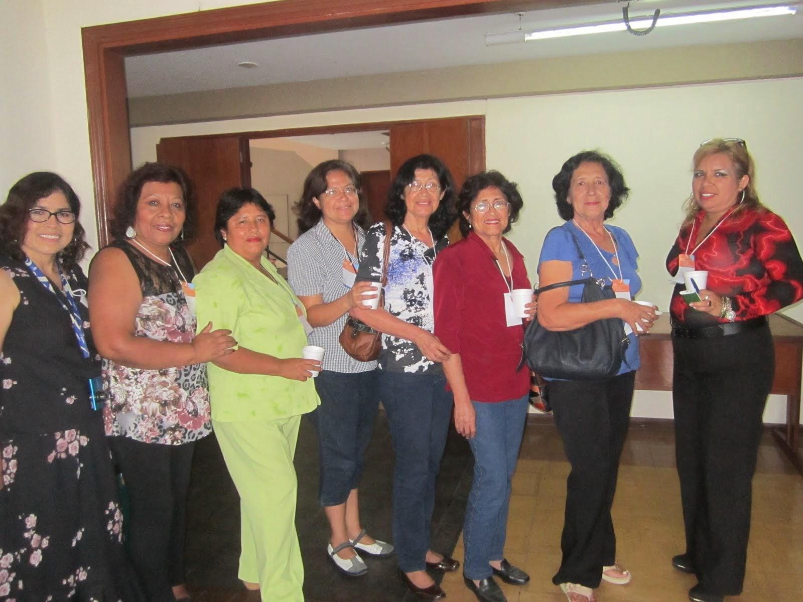 Red Perú Mujeres Periodistas