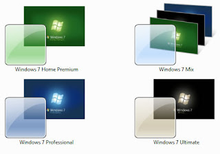 Window 7 Themes