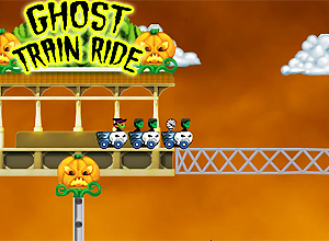 Ghost Train Ride