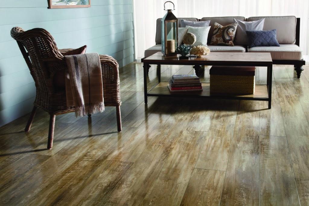 4 Advantages in Installing Tile Flooring Looks Like Wood - Flooring ...