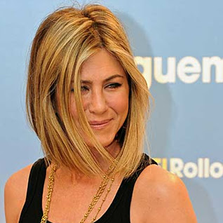 Jennifer Aniston's New Haircut Makeover Pictures