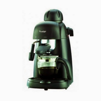 Shopclues: Buy Prestige Espresso Coffee Maker Pecmd 1.0 @ Rs. 2950 + 53 CB