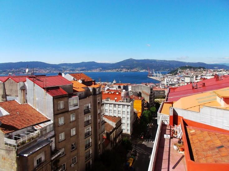Vigo 39 da g ne li pazartesiler arabayla kuzey ispanya - Hotel puerta del sol vigo ...