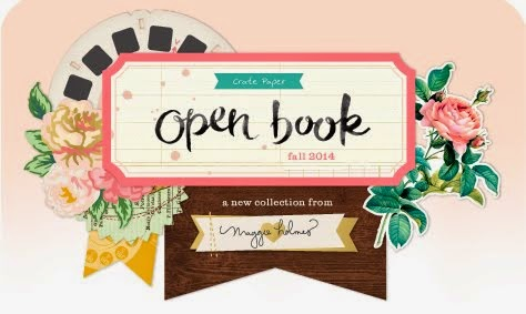 Open Book by Maggie Holmes