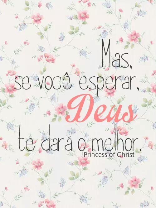 Deus é vida ♥