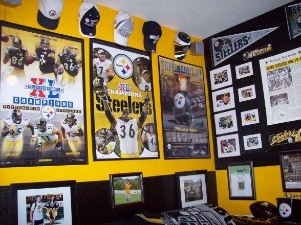 Pittsburgh Penguins Bedroom Decor