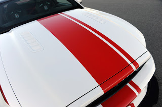 USAF Thunderbirds Edition 2014 Ford Mustang