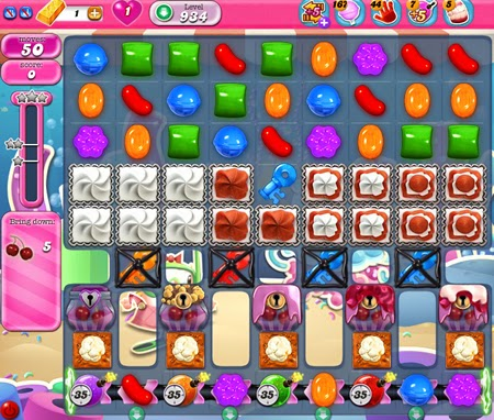 Candy Crush Saga 934