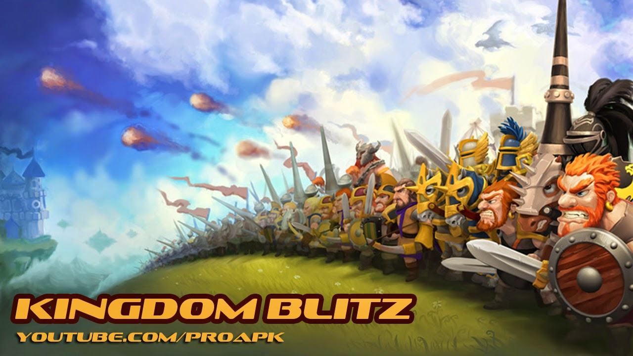Kingdom Blitz Gameplay IOS / Android | PROAPK