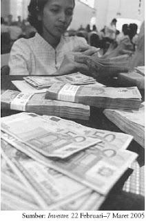 modal uang