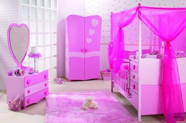 hedza+k%C4%B1z+bebek+odas%C4%B1+%2854%29 Kız Bebeği Odaları Dekorasyonu