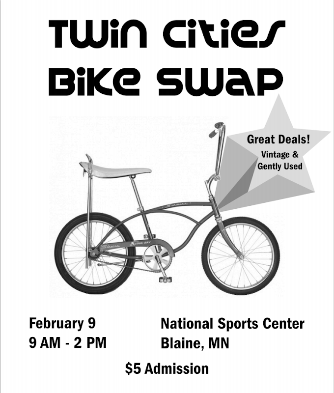 2014 Twin Cities Bike Swap