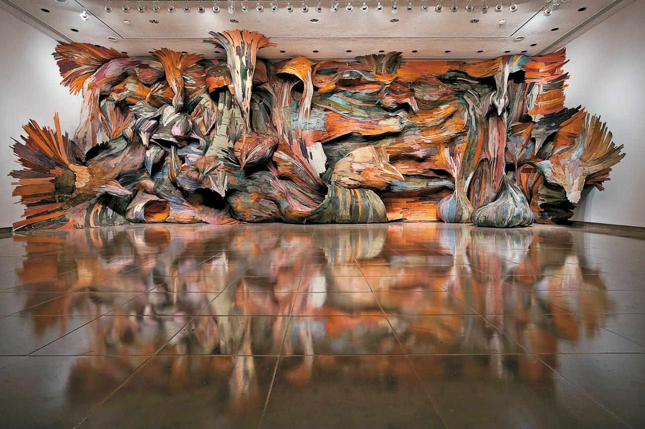Fabuleux LES ARTS PLASTIQUES au lycée Comte de Foix: octobre 2014 GO14