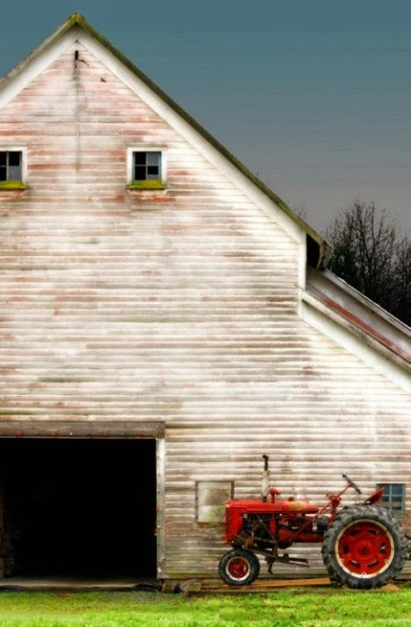 Everyone Needs A Barn!