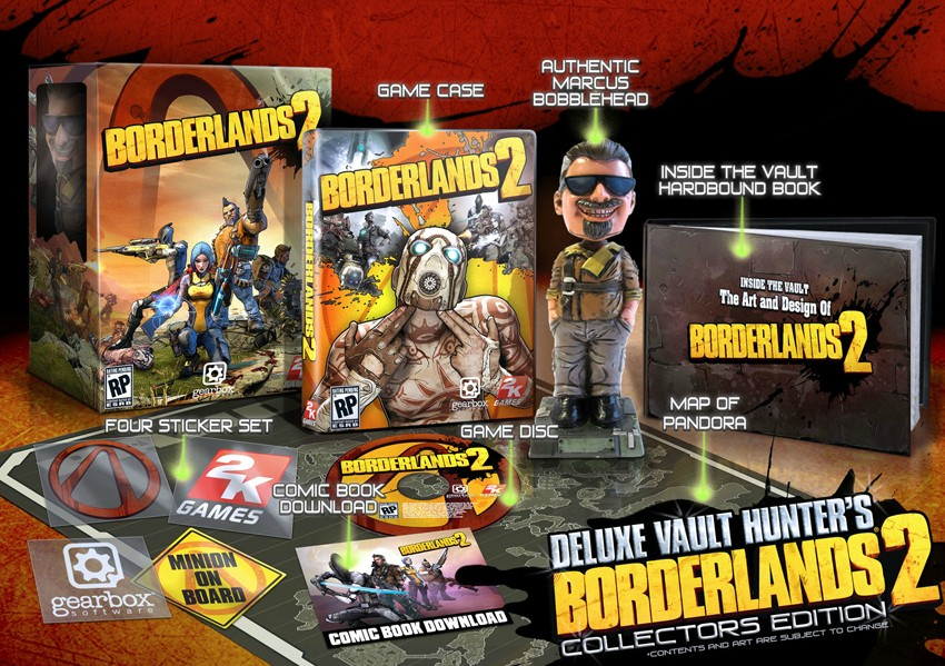 Borderlands+2+Deluxe+Hunter%27s+Collecto
