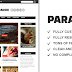Paradox Premium WordPress Blog or Magazine