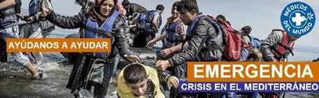 Emergencia en el Mediterráneo.