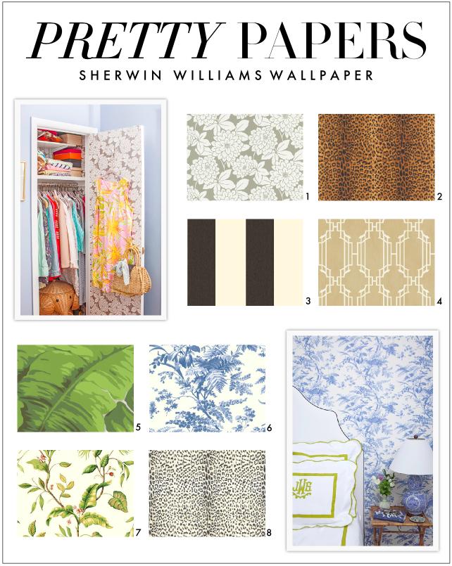 sherwin williams wallpaper home - photo #36