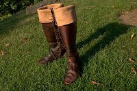 Medieval Boots How To