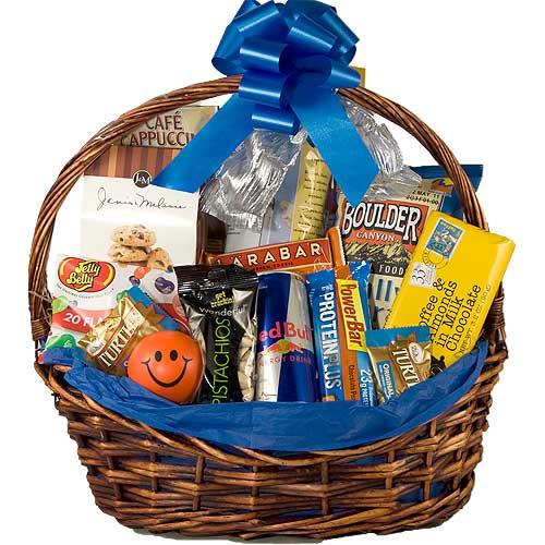 Accountant Gift Basket2