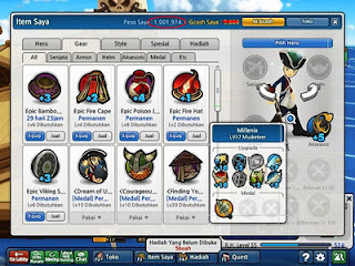 Download Cheat Game Lost Saga Peso Terbaru