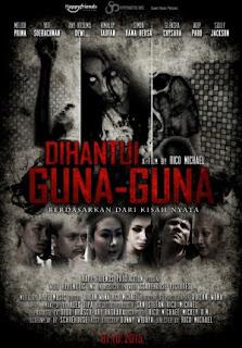 Sinopsis Film Movie Dihantui Guna-Guna 2015