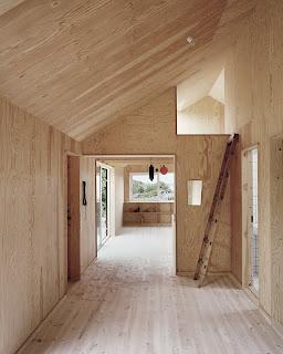 Interior diseño escandinavo